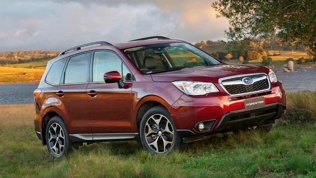 Hơn 400.000 xe Subaru và Toyota bị lỗi động cơ - 1