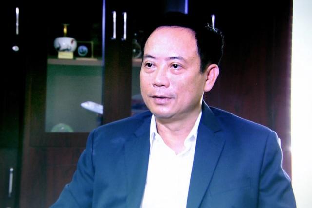Ông Trần Văn Dũng - Chủ tịch UBCKNN.