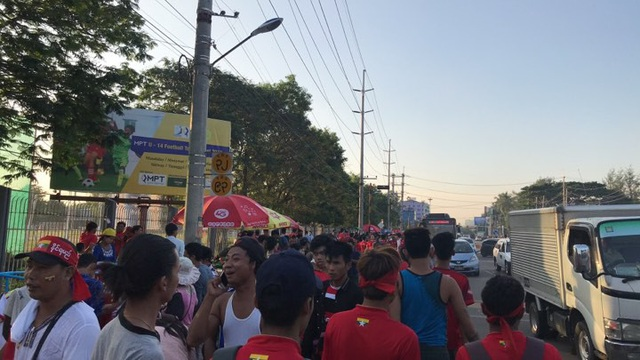 Myanmar 0-0 Việt Nam: Trận hòa quý giá - 19