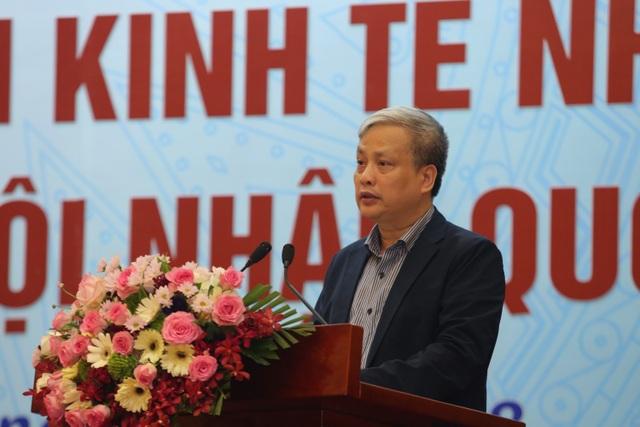 PGS.TS Vũ Văn Hà phát biểu đề dẫn Hội thảo