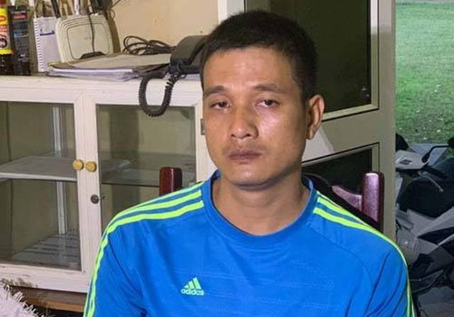 Đối tượng Nguyễn Khắc Trường.