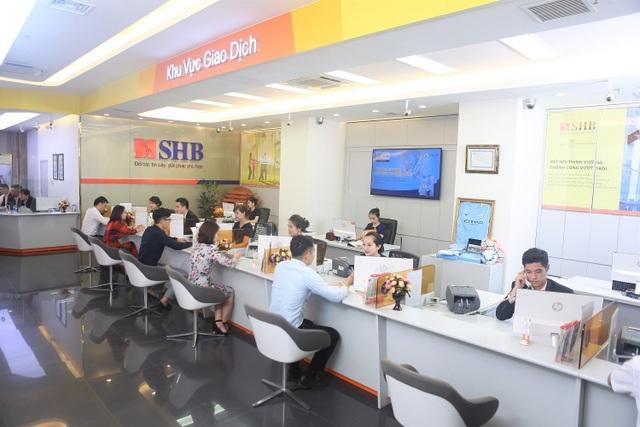 SHB tăng lãi suất huy động lên tới 7,8%/năm - 2