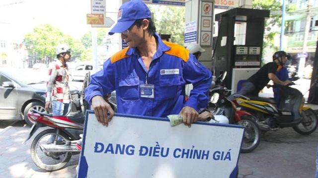 Giá xăng có thể tiếp tục giảm mạnh vào ngày mai.