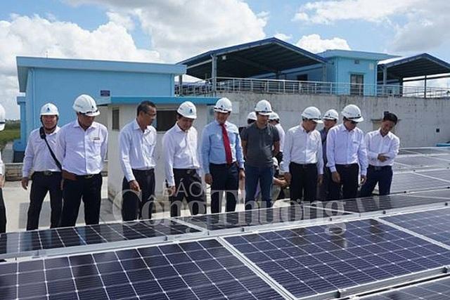 Đây là bước đột phá của EVN SPC trong việc triển khai điện mặt trời áp mái.