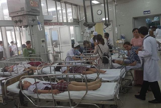 3 học sinh bị thương đang được theo dõi tại bệnh viện Chợ Rẫy