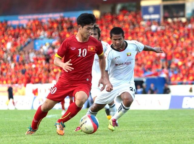 Tờ Sports Myanmar đánh giá cao Việt Nam