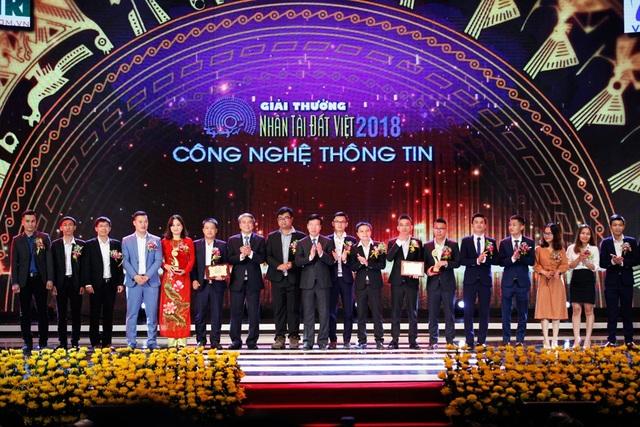 Nhân tài Đất Việt 2018 vinh danh 2 sản phẩm CNTT xuất sắc nhất - 4