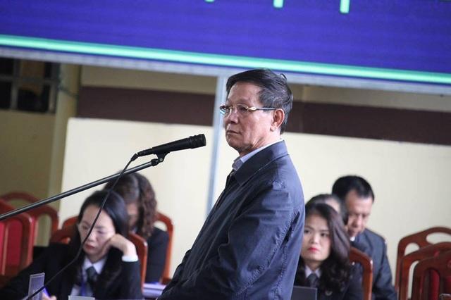 Bị cáo Phan Văn Vĩnh
