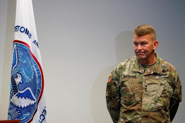 Trung tướng Jeffrey Buchanan. Ảnh: Reuters