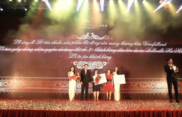 Kỷ niệm 2 năm ra mắt thương hiệu bất động sản Vimefulland và lễ ra mắt hai dự án Aurora Garden, The Jade Orchid - 1