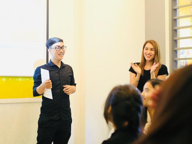Cô Sherin Campos với 10 năm gắn bó giảng dạy tiếng Anh tại Việt Nam