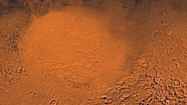 Nước tồn tại trên sao Hỏa là cơ hội để con người chinh phục hành tinh đỏ cho một kế hoạch định cư của loài người trong tương lai.