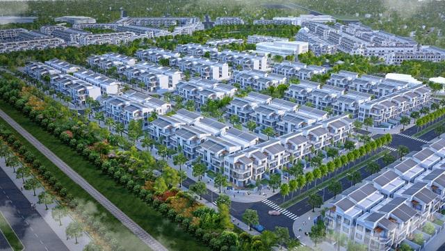 Dự án Foresa Villa được hưởng lợi từ hạ tầng giao thong khi đường lớn sắp mở chạy qua