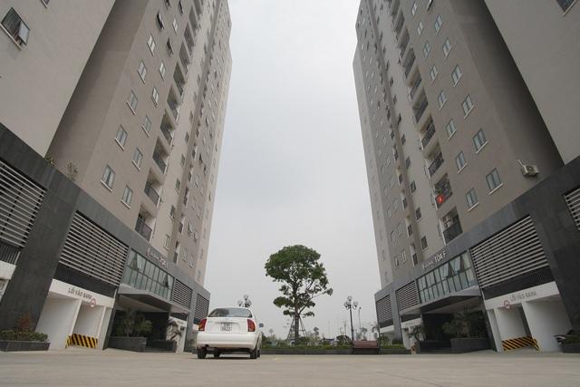 Dự án Xuân Phương Residence đã có 90% căn hộ có cư dân về ở