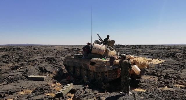 Syria đánh bật IS khỏi thành trì cuối cùng ở miền nam (Ảnh: Sputnik)