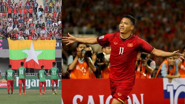Anh Đức khẳng định Việt Nam sẽ nỗ lực hết sức giành chiến thắng trước Myanmar