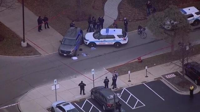 Vụ xả súng xảy ra ở bệnh viện Mercy. (Ảnh: ABC)