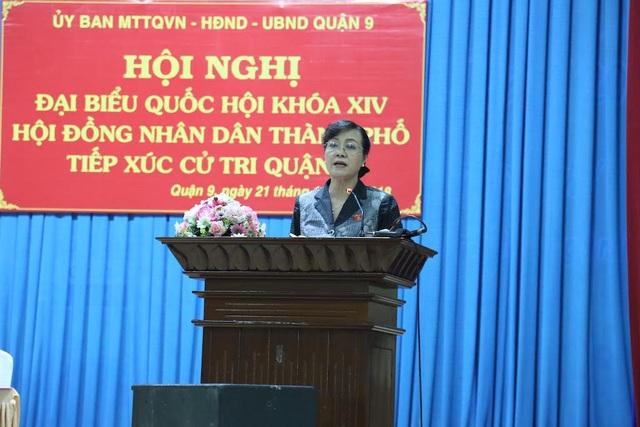 Chủ tịch HĐND TPHCM cho biết Ban Thường vụ Thành ủy đã dành cả ngày chủ nhật để họp kiểm điểm ông Tất Thành Cang