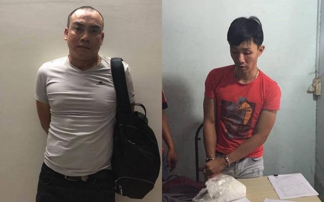 2 đối tượng Nguyễn Nhật Trường và Phạm Duy Minh