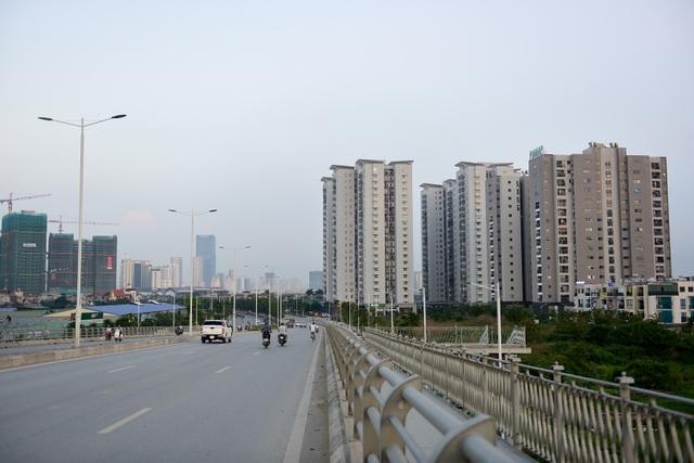 Cầu vượt Xuân Phương – đoạn kết thúc của tuyến phố mới - được đề xuất gắn tên Trịnh Văn Bô.