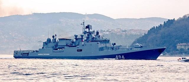 Tốc độ tối đa của chiến hạm Dự án 11356M là 30 hải lý/h (56 km/h), tầm hoạt động 4.850 hải lý khi chạy ở vận tốc tiết kiệm nhiên liệu14 hải lý/h, thời gian bám biển 30 ngày.