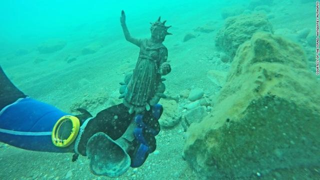 Bất ngờ phát hiện kho báu từ thời La Mã dưới đáy biển Địa Trung Hải - 5