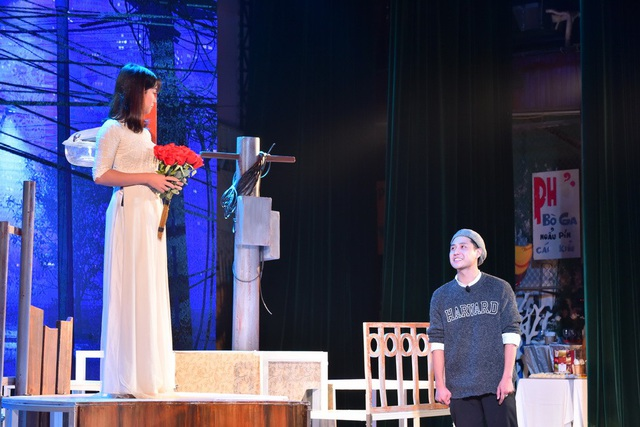 Vở diễn Tin ở hoa hồng sẽ được làm mới lại 50% để hút khán giả trẻ.