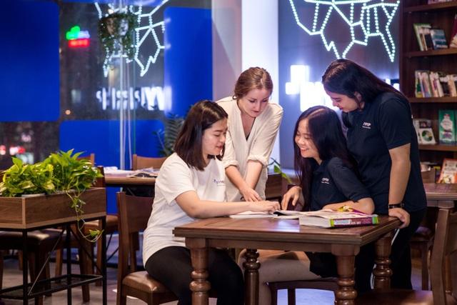 Môi trường học tập quốc tế sẽ giúp học sinh Việt Nam hoàn thiện hơn cả về bằng cấp, kiến thức và kỹ năng