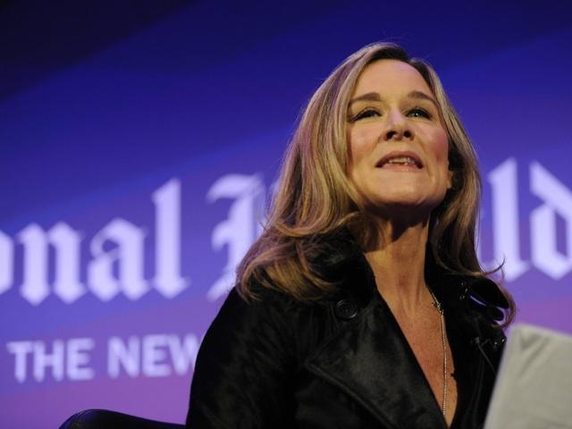 Angela Ahrendts - người phụ nữ quyền lực bậc nhất tại Apple.