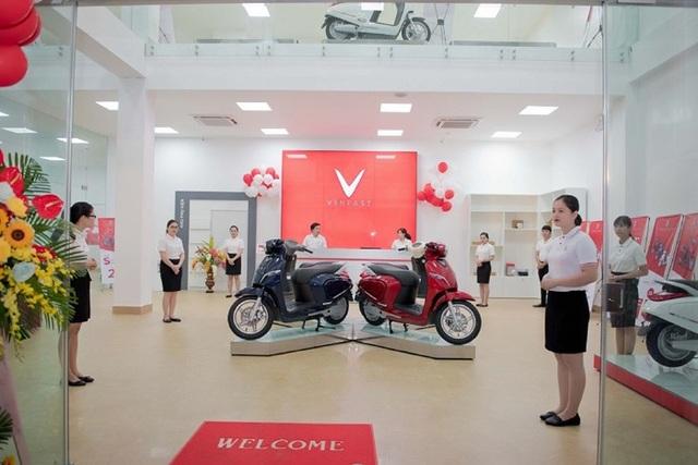 Đại lý ủy quyền xe máy điện VinFast – VinFast Thăng Long