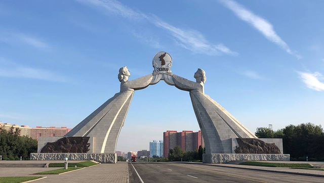 Tượng đài Tam Hiến – biểu tượng mong muốn sự thống nhất quốc gia