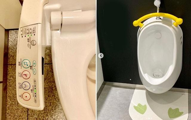 """Với du khách từng đến Nhật Bản, chắc hẳn sẽ không quên được không gian nhà vệ sinh công cộng, đặc biệt là những chiếc bồn cầu thông minh. Vào ngày đông lạnh giá, bệ ngồi luôn ấm áp, sạch sẽ, có nhiều chức năng tiện lợi khiến bất cứ ai cũng phải """"thích mê""""."""