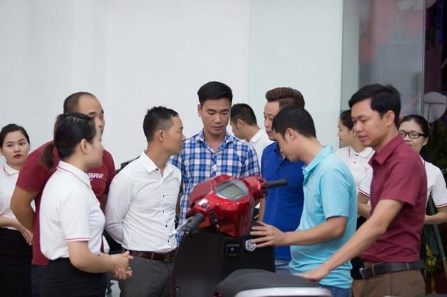 Người dân Thái Bình rất hứng thú với sản phẩm