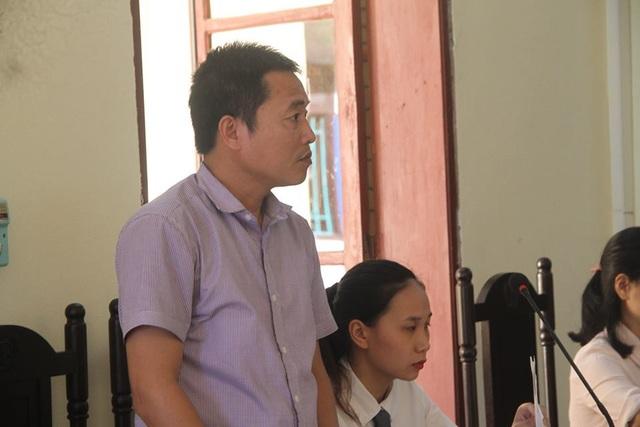 Dù khởi kiện nhưng đại diện công ty cao su Hương Khê không đưa ra được hợp đồng gốc.