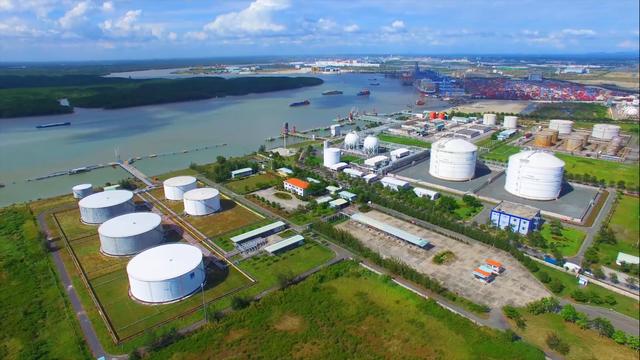 Liền kề cảng Cái Mép – Thị Vải, Harbor Center mang đến cơ hội đầu tư sinh lợi bạc tỷ.