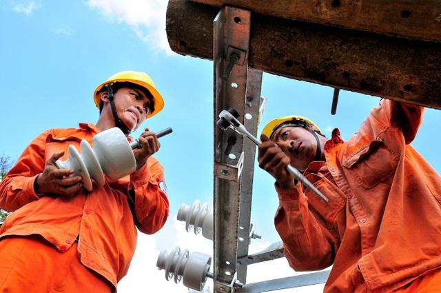 45 năm tự hào ngành điện miền Nam - 2
