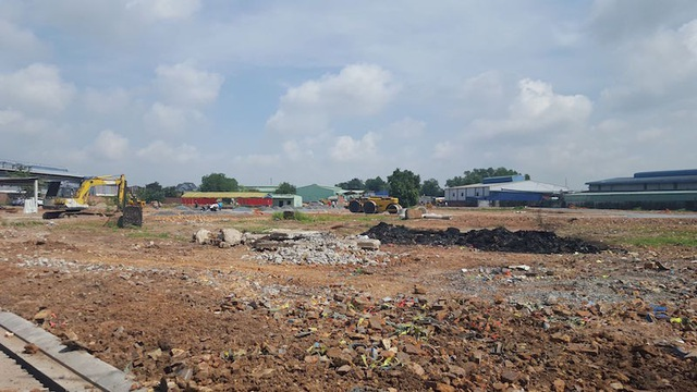 Đa số các dự án đều được chuyển nhượng từ đất nông nghiệp, đất phi nông nghiệp, đất chuyên dùng…