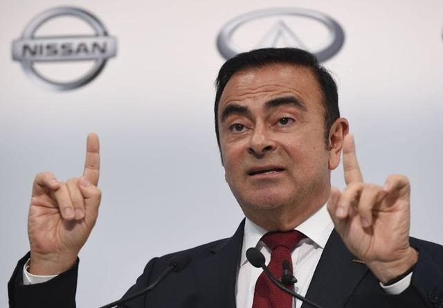 Chủ tịch vừa bị bắt của Nissan - Từ đỉnh cao xuống vực sâu - 2