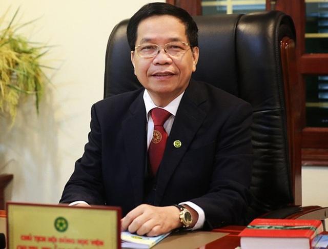 GS.TS Trần Đức Viên