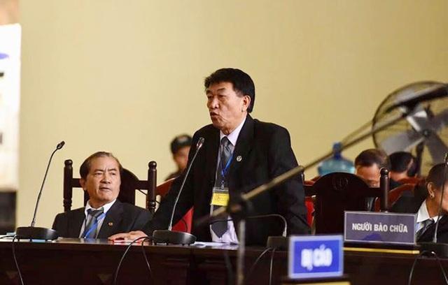 Luật sư Đỗ Ngọc Quang.