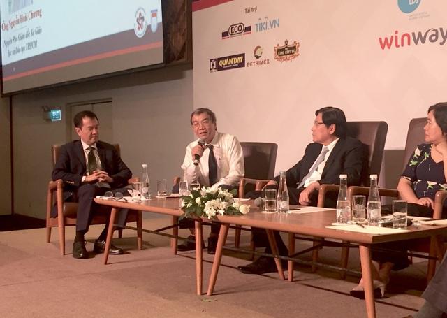 Ông Nguyễn Hoài Chương, nguyên phó giám đốc Sở GD-ĐT TPHCM cho rằng ngành giáo dục phải tự thân thay đổi
