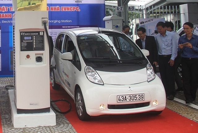 Ô tô điện sẽ sớm trở thành một trào lưu thời thượng tại Việt Nam