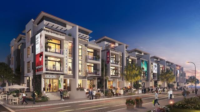 Biệt thự thương mại sẽ là nơi để E-commerce phát triển