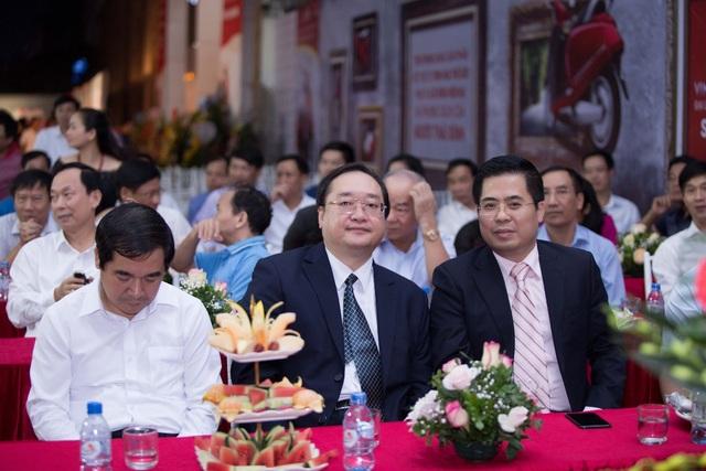Đại diện VinGroup và đông đảo lãnh đạo tỉnh Thái Bình có mặt tại sự kiện