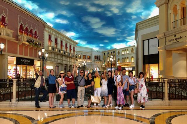Du khách Vietravel nghỉ dưỡng tại khách sạn Venetian Las Vegas 5* - Hoa Kỳ