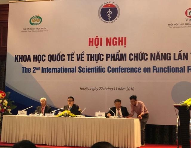Thị trường thực phẩm chức năng: hơn 70% là hàng Việt Nam sản xuất - 1