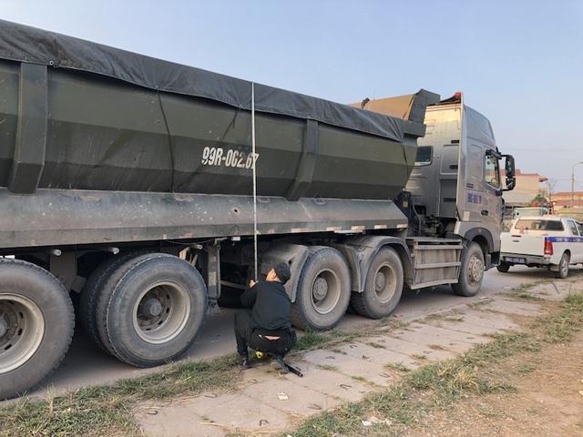 """Tóm gần 6000 """"hung thần"""" đường bộ, nạn quá khổ, quá tải bị chặn đứng tại Bắc Giang! - 4"""