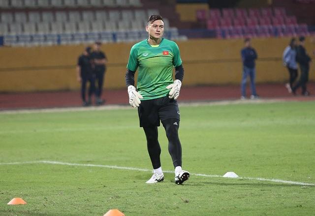 Văn Lâm đang chơi đầy ổn định và chắc chắn tại AFF Cup 2018
