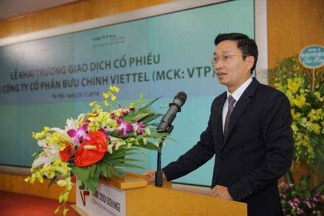 Ông Trần Trung Hưng - Tổng Giám đốc Viettel Post.
