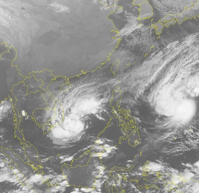 Chuyên gia dự đoán kịch bản xấu nhất của cơn bão số 9 - Ảnh 1.